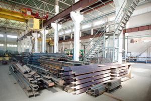 Изготовление металлоконструкций в Екатеринбурге