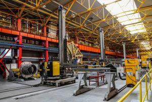 Производство металлоконструкций Екатеринбург